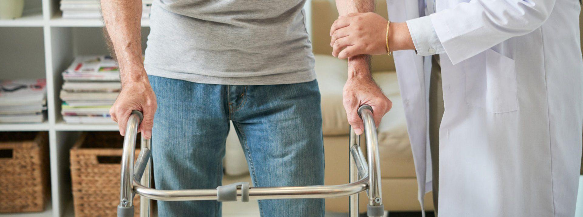 Rehabilitacija po poškodbi