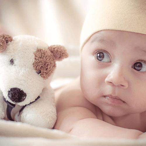 baby handling terapija otrok
